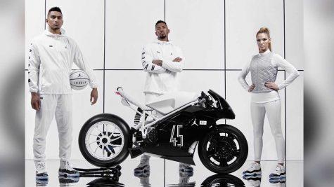 """Siêu xe Ducati lấy cảm hứng thiết kế từ """"huyền thoại"""" Air Jordan XI"""