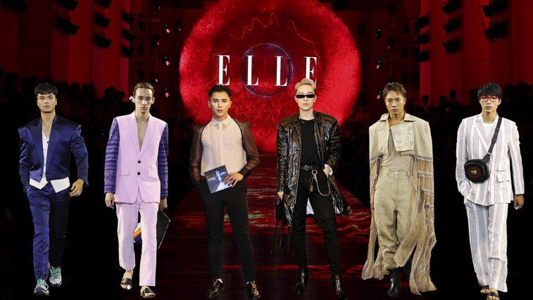 Học được gì về xu hướng thời trang nam từ ELLE Fashion Journey 2018?