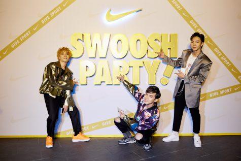 """Swoosh Party: Dạ tiệc Giáng Sinh """"đầy sao"""" của Nike Việt Nam"""