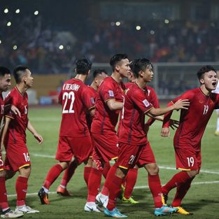 Những khoảnh khắc đáng nhớ của đội tuyển Việt Nam tại AFF Suzuki Cup 2018
