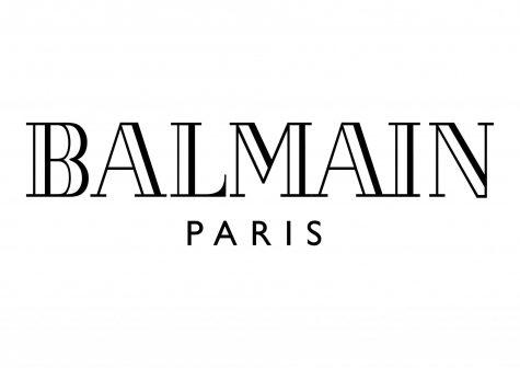 Logo cũ gắn bó với lịch sử 73 năm của thương hiệu này. Ảnh: Balmain