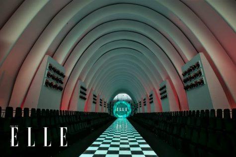 Tin tức thời trang nổi bật trong nửa đầu tháng 11 chính là sự trở lại của show diễn ELLE Fashion Journey 2018 với chủ đề thời trang cho tương lai. Ảnh: Daingo Studio