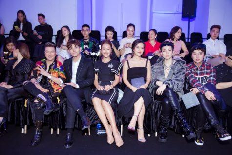 "Dàn khách mời ""hùng hậu"" của ELLE Fashion Journey 2018. Ảnh: Daingo Studio"