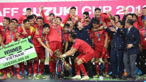 Đội tuyển Việt Nam: Vô địch vì chúng ta xứng đáng