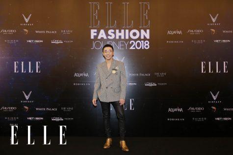 Hoàng Ku mở màn top thời trang sao nam tuần 2 tháng 12/2018 với outfit hiện đại, sang trọng. Ảnh: Daingo Studio
