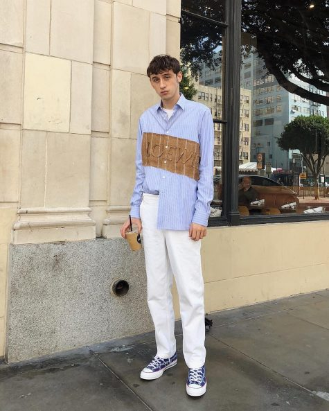 Eric Jess liên tục góp mặt trong top thời trang sao nam ấn tượng của ELLE Man với các outfit được đổi mới liên tục. Ảnh: Instagram @ericjess