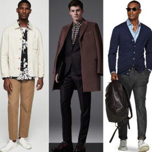 5 gợi ý phối áo sơ mi nam hoạ tiết khoảnh khắc giao mùa