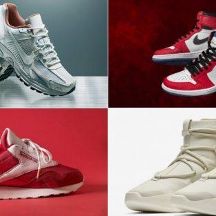 6 thiết kế giày thể thao nổi bật tuần 2 tháng 12/2018