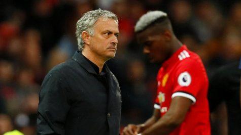 Huấn luyện viên José Mourinho chính thức rời Manchester United