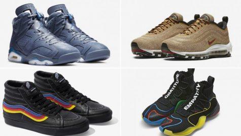 6 thiết kế giày thể thao nổi bật tuần 3 tháng 12/2018