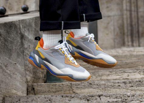 Các thiết kế giày thể thao đẹp dành cho nam đáng chú ý nhất 2018