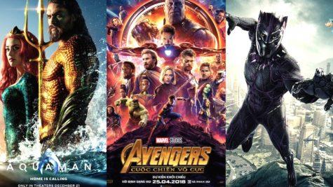 Top 7 phim khoa học viễn tưởng hay nhất màn ảnh rộng năm 2018
