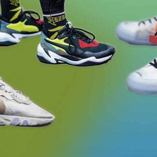 Top 9 đôi giày thể thao đáng chú ý của năm 2018