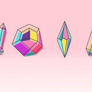 Trắc nghiệm hình ảnh: Viên đá nào sẽ thể hiện đặc trưng tính cách của bạn nhất?