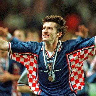 Davor Suker: Người khơi gợi ước mơ của Croatia