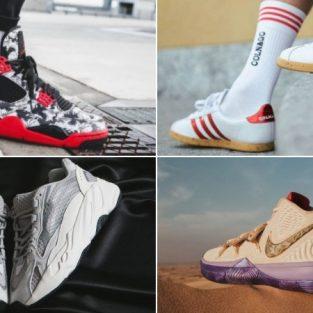 6 thiết kế giày thể thao nổi bật tuần cuối cùng của tháng 12/2018