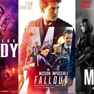 Top 7 phim hành động hay nhất màn ảnh năm 2018