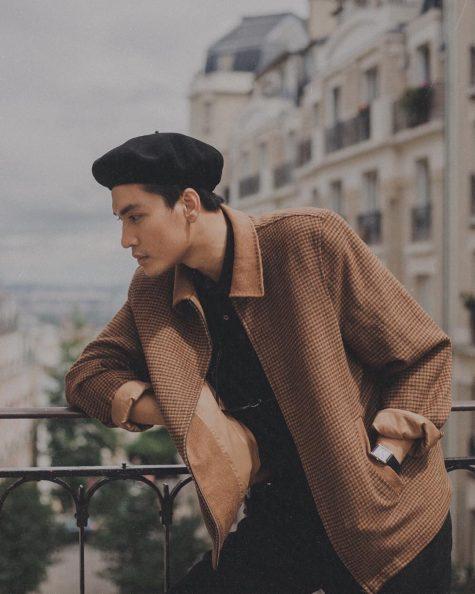 Quang Đại lọt top 5 sao nam mặc đẹp 2018 với phong cách thanh lịch thời thượng nhưng luôn sáng tạo không ngừng. Ảnh: Instagram @tranquangdai
