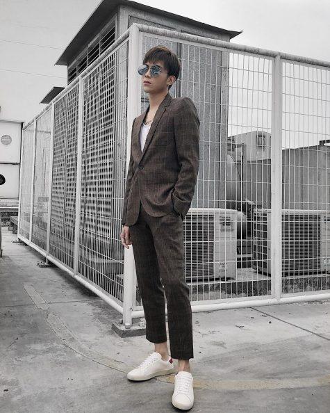 Soobin xếp vị trí thứ 8 trong top sao nam mặc đjep của năm 2018 với sự thay đổi phong cách mới mẻ, ấn tượng. Ảnh: Instagram @soobin.hoangson