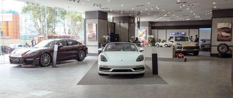 Porsche Việt Nam đưa không gian trưng bày mới đến với người hâm mộ xe thể thao