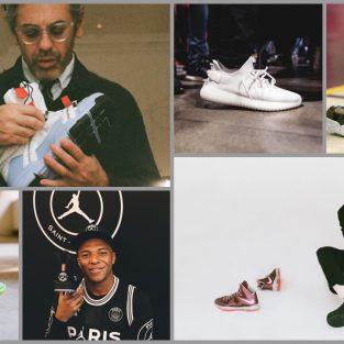 12 điểm nhấn đáng nhớ trong thị trường giày thể thao năm 2018