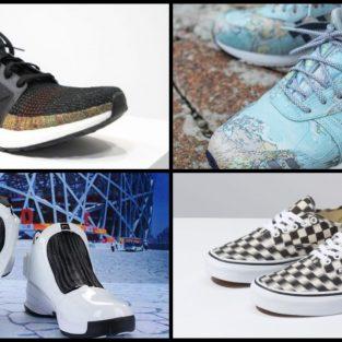 6 thiết kế giày thể thao nổi bật tuần đầu tiên của tháng 1/2019