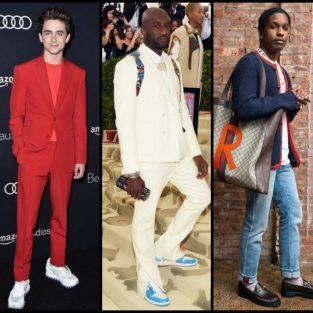 Nhìn lại BXH thời trang sao nam quốc tế ấn tượng nhất 2018: Street style bùng nổ!