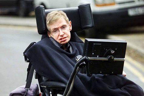 Stephen Hawking - elle man 1