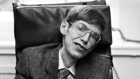 Stephen Hawking: Sự sống có hạn, nhưng cảm hứng là vĩnh cửu