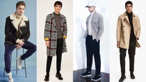 Gợi ý phối đồ cùng 8 kiểu áo khoác nam Thu-Đông 2019