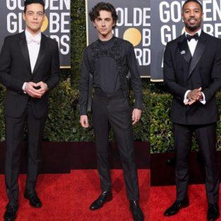 Những quý ông lịch lãm tại Quả Cầu Vàng 2019