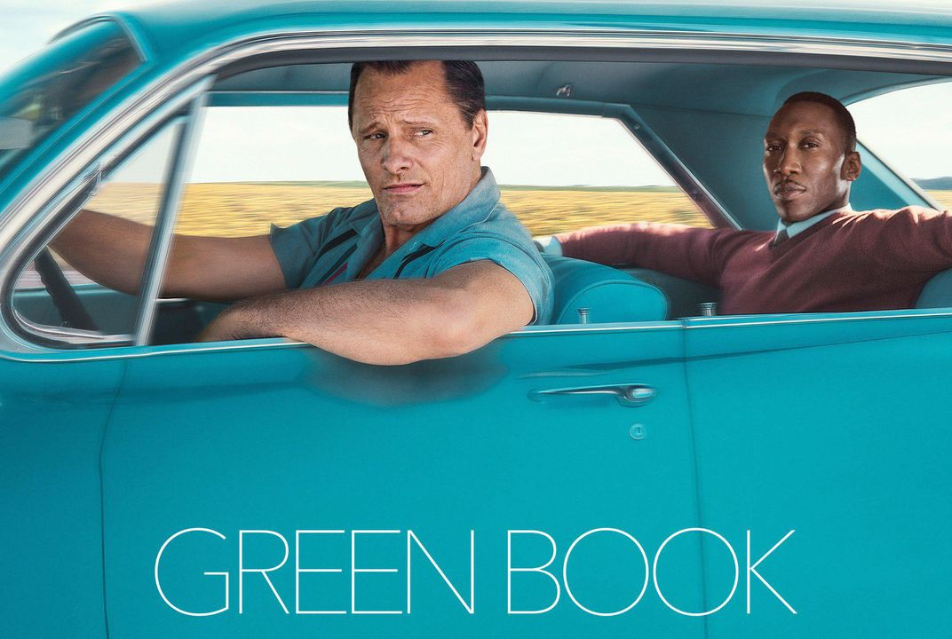 qua cau vang - green book - elle man