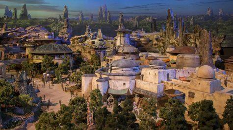 Disney xác nhận công viên chủ đề Star Wars gần hoàn thiện