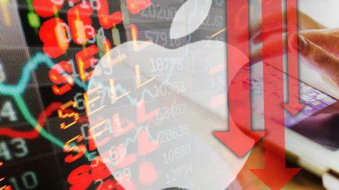 Cổ phiếu Apple lâm vào thời khắc đen tối những đến và những cảnh báo từ phố Wall
