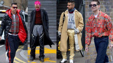 Nhận diện 4 kiểu phối đồ tại Tuần lễ thời trang London nam 2019
