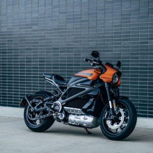 LiveWire - xe motor điện đầu tiên của Harley Davidson lộ diện