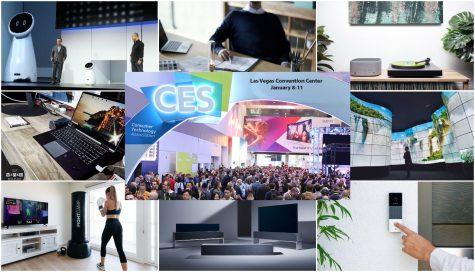 Điểm lại 10 xu hướng công nghệ đột phá tại CES 2019