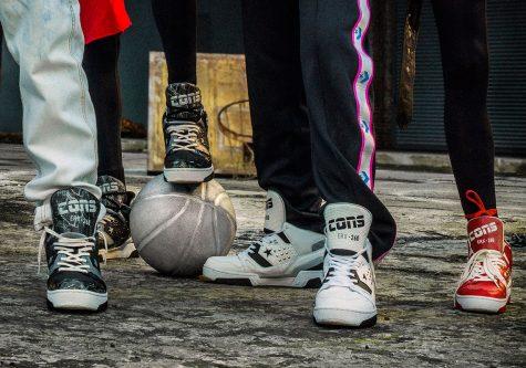 giày thể thao - elle man 9713