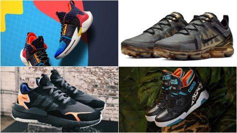 6 thiết kế giày thể thao nổi bật tuần 2 tháng 1/2019