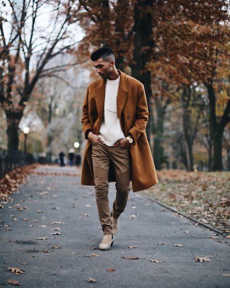 Jovel Roystan mang đến cách mix&match lịch lãm cổ điển trong top thời trang sao nam nửa đầu tháng 1/2019. Ảnh: Instagram @jovelroystan