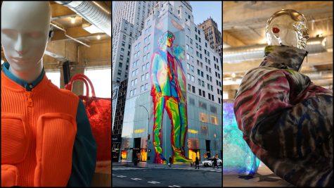Có gì trong cửa hàng pop-up của thương hiệu Louis Vuitton tại New York?