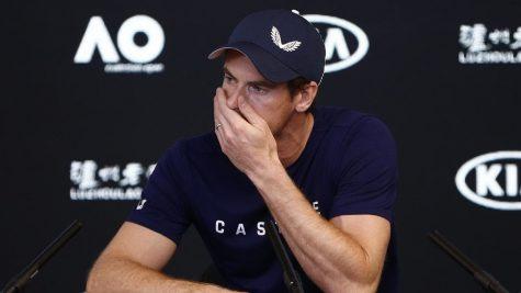 Tay vợt Andy Murray nghẹn ngào tuyên bố từ giã sự nghiệp