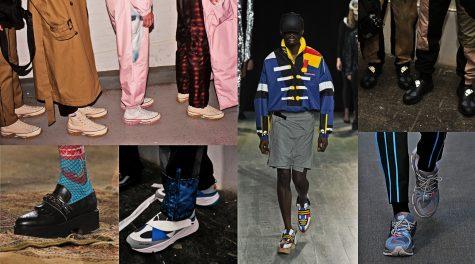 Điểm lại 7 mẫu giày thể thao collab đáng chú ý tại Tuần lễ thời trang London 2019