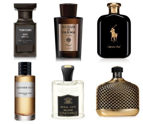 nước hoa nam 2019 elle man oud perfume