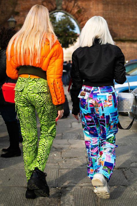 Làn sóng streetwear bắt đầu lấn sân sang Pitti Uomo 2019. Ảnh: Hypebeast