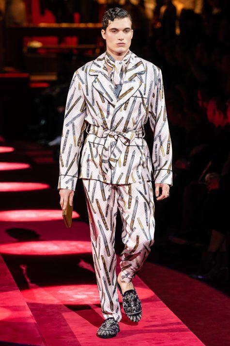 Tuần lễ thời trang Mialn cho nam 2019 khép lại in tức thời trang đáng chú ý của nửa đầu tháng 1. Ảnh: Vogue