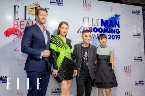 ELLE Beauty Awards 2019 elle man 3