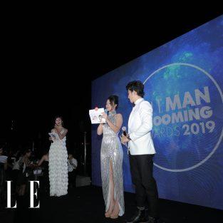 Vinh dự xướng tên các giải thưởng cho Quý ông tại ELLE Beauty Awards 2019