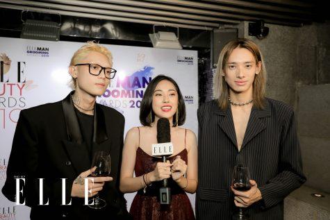 ELLE Beauty Awards 2019 elle man 19