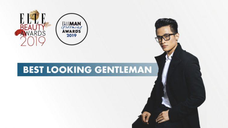 ELLE Beauty Awards 2019 vinh danh Hà Anh Tuấn với giải thưởng Best Looking Gentleman